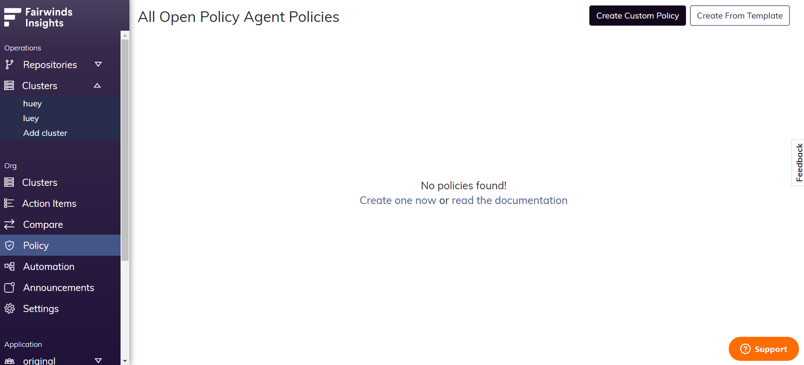 All Open Policy Agent Policies